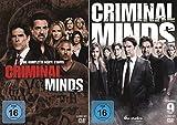 Criminal Minds Staffeln 8+9 (10 DVDs)