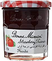 Bonne Maman Strawberry Jam, 370 g (Pack of 1)