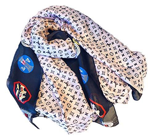 Gucci Schal (BEUTIFUL&HOT Women's Cashmere Scarf Warm Scarves Fashion Luxury huachuangxin ... (#12))