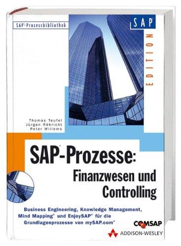 SAP-Prozesse: Finanzwesen und Controlling. par Peter Willems