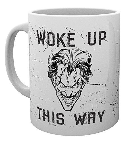 GB Eye LTD, Batman Comic, Joker Woke Up This Way, Taza