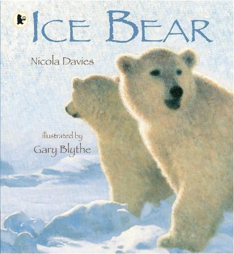 Ice Bear por Nicola Davies