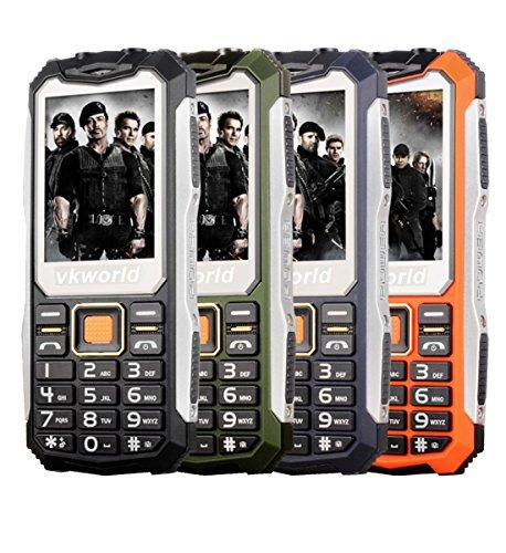 Telefono cellulare Rugged VKworld Stone V3S scocca alluminio Dual Sim