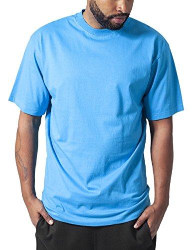 Urban Classics Herren T-Shirt Tall Tee, Farbe turquoise, Größe 3XL