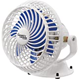 Varshine Happy Home Cabin Fan|| Office Fan|| 9 Inches|| High Quality|| Copper winding ||High Speed ||1 season warranty || HH-09|| White N-02