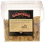 Gancedo, Aperitivo de fruta (Plátano Frito en aceite de oliva)- 500 gr