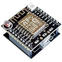 iHaospace ESP8266 serial WIFI Witty Cloud Development Board ESP-12F module MINI