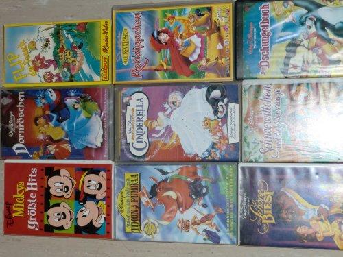 Walt Disney Viedeosammlung