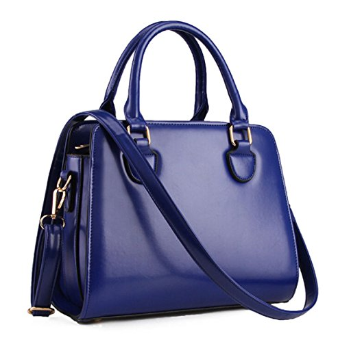 ZHANGYUQI Primavera E L'estate Afflusso Di Borse Moda Coreana Blue