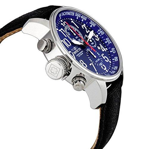 8b2a2011ace1 Comprar Invicta 1513 - Reloj para hombre color plateado   azul en ...