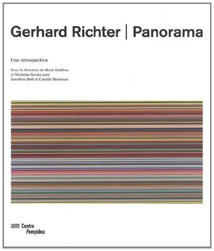 Gerhard Richter , Panorama | catalogue de l'exposition