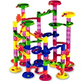 Circuito de Bolas 111 piezas con Canicas Juego de Aprendizaje...