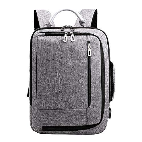 AIni Rucksack Mode Multifunktionale Anti Diebstahl Rucksack Hochleistungs Laptop Tasche Mit USB Schulrucksack Business Wandern Reisen Camping Tagesrucksack