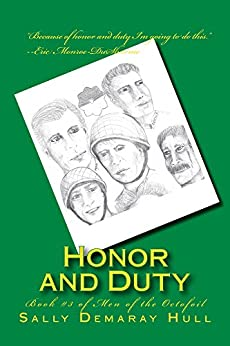 Honor and Duty (Men of the Octofoil Book 3) (English Edition) par [Hull, Sally]