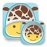 Skip Hop 252213 Geschirrset, Motiv Giraffe