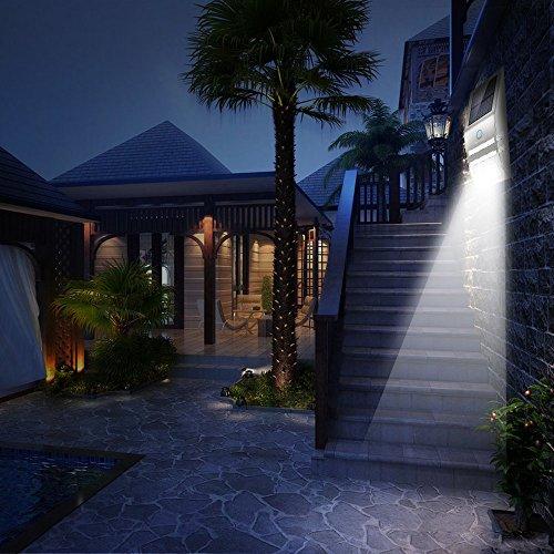 preisvergleich prozor solarleuchten mit bewegungsmelder. Black Bedroom Furniture Sets. Home Design Ideas