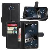 HualuBro Vodafone Smart Ultra 7 Phone Case, Premium PU