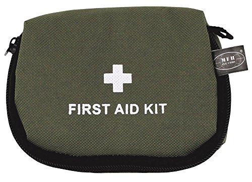 FIRST AID KIT - Erste Hilfe Set , klein oliv