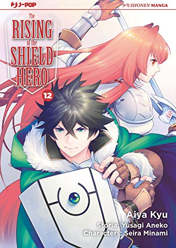 The rising of the shield hero: 12