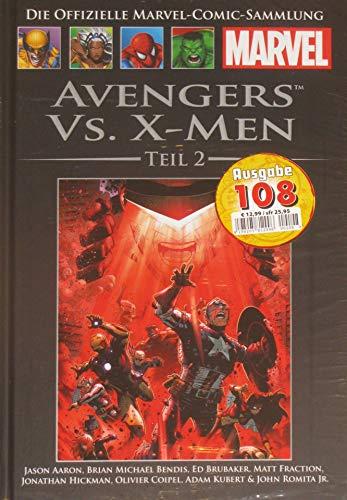 Die offizielle Marvel-Comic-Sammlung 79: Avengers vs. X-Men Teil II