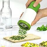 Molinillo para hierbas Amoladora Perejil Chopper Shredder, versátil cocina dispositivos