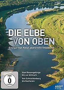 Die Elbe von oben - Einzigartige Natur, glanzvolle Geschichte [2 DVD's]