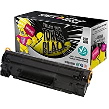 Yellow Yeti CE285A 85A (1600 pagine) 2 Toner compatibili per HP LaserJet Pro P1102 P1102w P1100 M1130 M1210 M1212nf MFP M1213nf MFP M1217nfw MFP M1132 MFP M1134 MFP M1136 MFP P1101 P1103 P1104 P1104w P1106 P1108 [3 Anni di Garanzia]