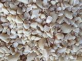 Futterbauer 2 x 10 kg Erdnusskerne Weiss blanchiert gehackt Erdnüsse Erdnussbruch