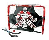BAUER Deluxe Knee Hockey Tor Set 30.5' (77x58x34cm), Größe:Unisize