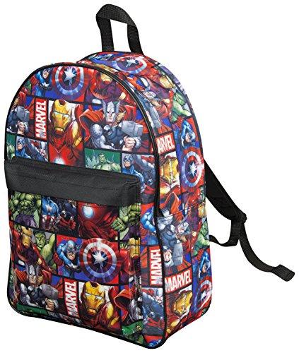 Sac à Dos Marvel Avengers Enfant École Thor Captain...