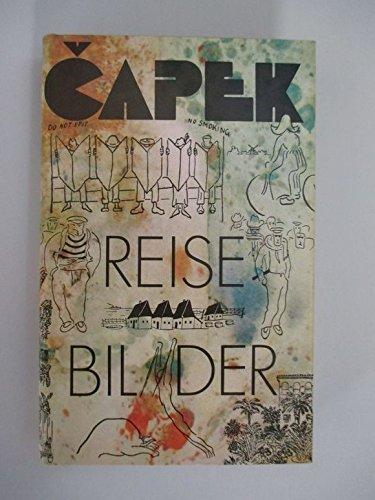 Buchseite und Rezensionen zu 'Reisebilder.' von Karel (Carl) Capek