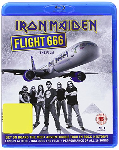 : Iron Maiden - Flight 666 [Blu-ray] (Blu-ray)