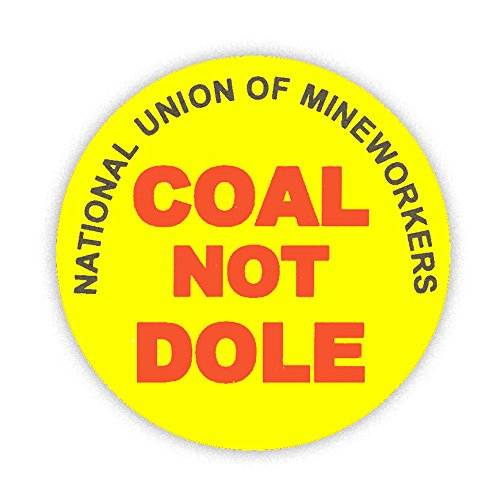 coal-not-dole-button-badge-38mm-small-pinback-pin-back-lapel-novelty-gift