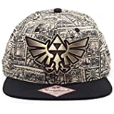 Casquette 'Legend Of Zelda' - Snap Back - Storyboard [Importación Francesa]