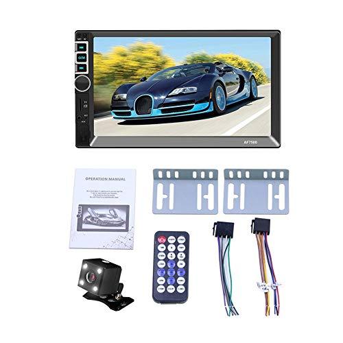 lembrd 2 Din Auto Video Player 7