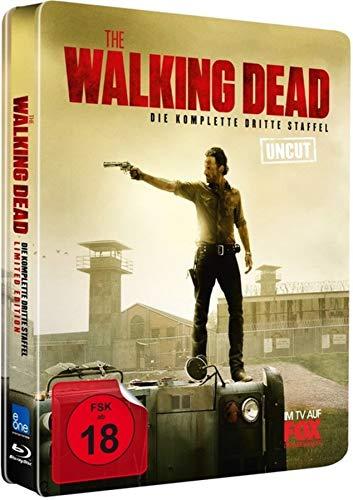 The Walking Dead - Die komplette dritte Staffel - Uncut/Steelbook [Blu-ray] [Limited Edition]