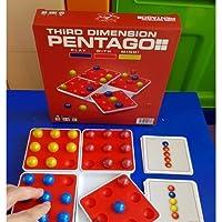 Triple PENTAGO-3D PENTAGO Game