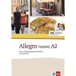 Allegro nuovo A2: Kurs- und Übungsbuch Italienisch mit Audio-CD
