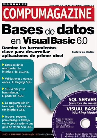Bases de datos en ms visual basic