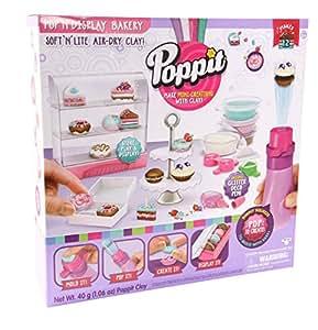 Poppit 17403Bakery Playset
