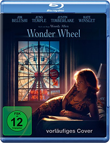 Wonder Wheel [Blu-ray]