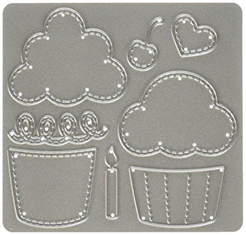 Cottage Cutz sterben genäht cupcakes1.6-inch X 2 -