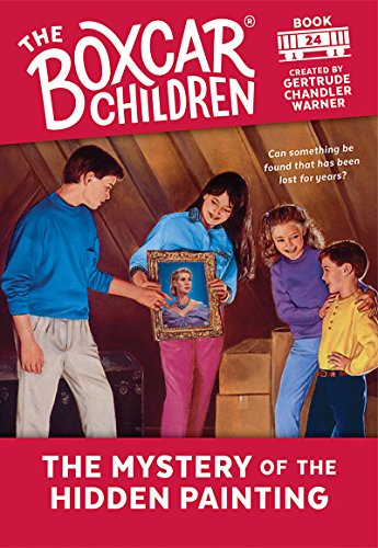 The Mystery of Hidden Painting (The Boxcar Children Mysteries Book 24) (English Edition)