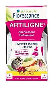 Floressance Shots Artiligne Amincissant Détoxinant 147 ml