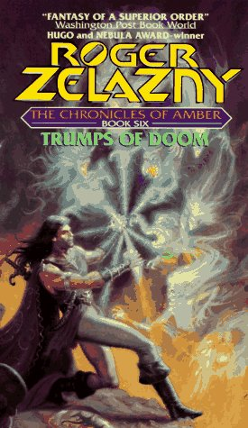 Cover of Trumps Of Doom (Chronicles of Amber 6)