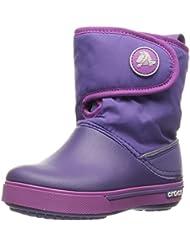 Crocs Crocband II.5 Gust Boot Kids, Unisex-Kinder Schlupfstiefel,