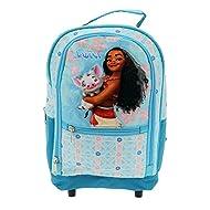 sac à dos trolley vaiana 31 cm pour maternelle ou crèche