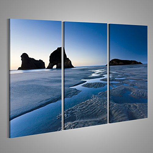 Quadro moderno Nuova Zelanda Isole Archway Stampa su tela - Quadro x poltrone salotto cucina mobili ufficio casa - fotografica formato XXL