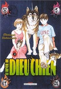 Inugami le réveil du dieu chien Edition simple Tome 3