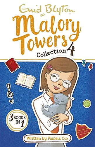 Malory Towers Collection 4: Books 10-12 (Malory Towers Collections and Gift books) por Enid Blyton